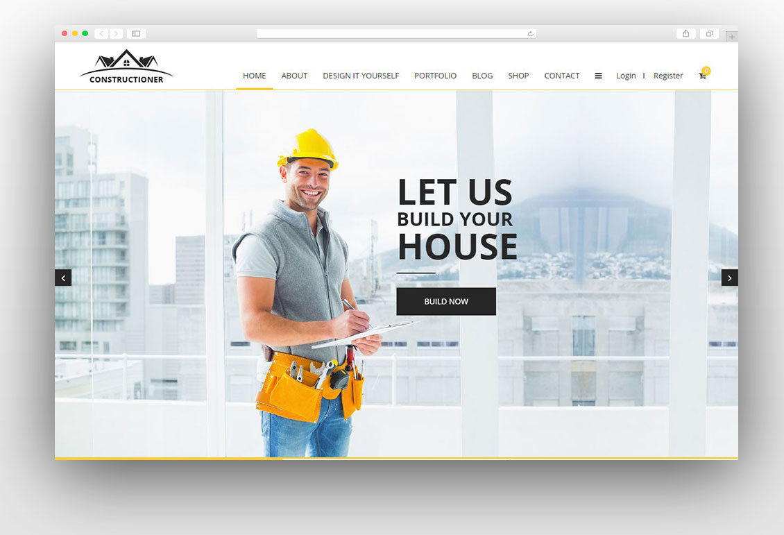 Construction - Construction and Architect Company