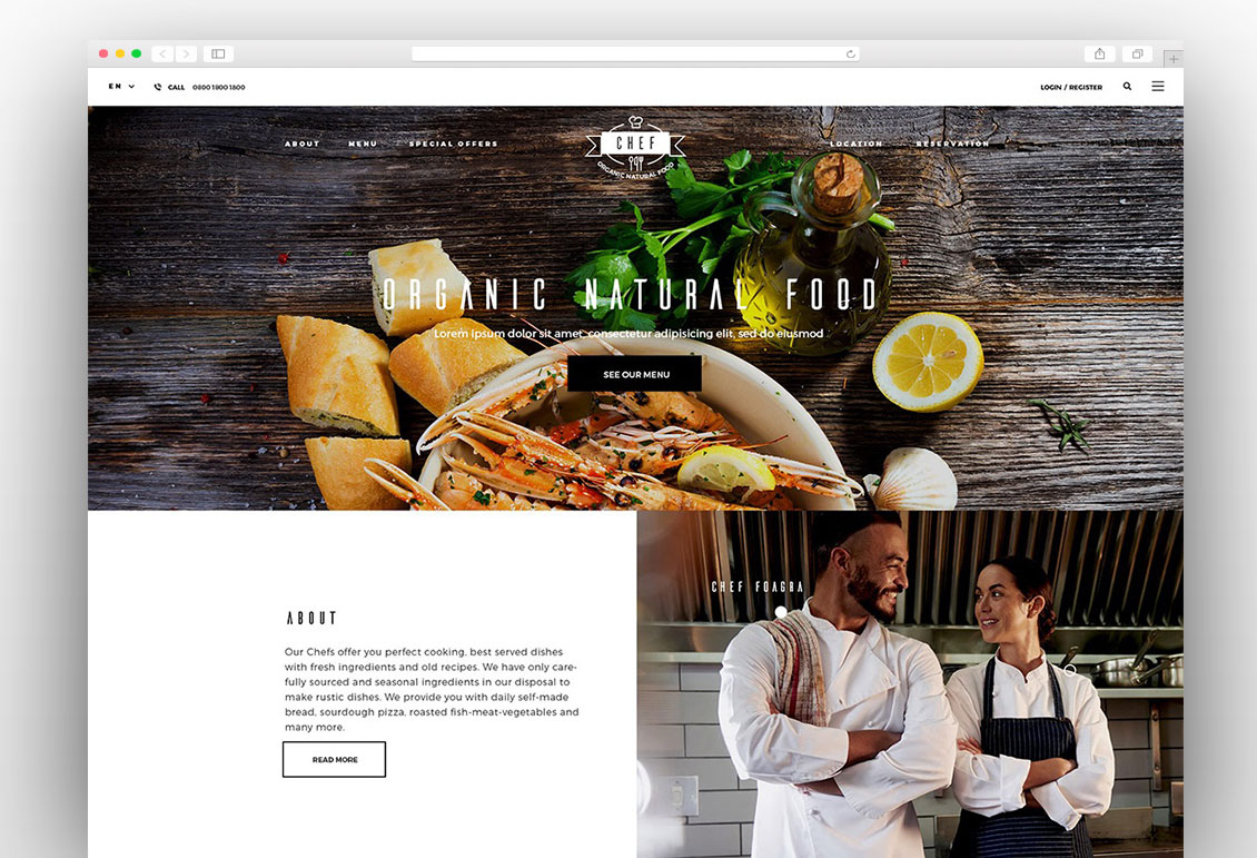 Kallyas Multipurpose WordPress Theme