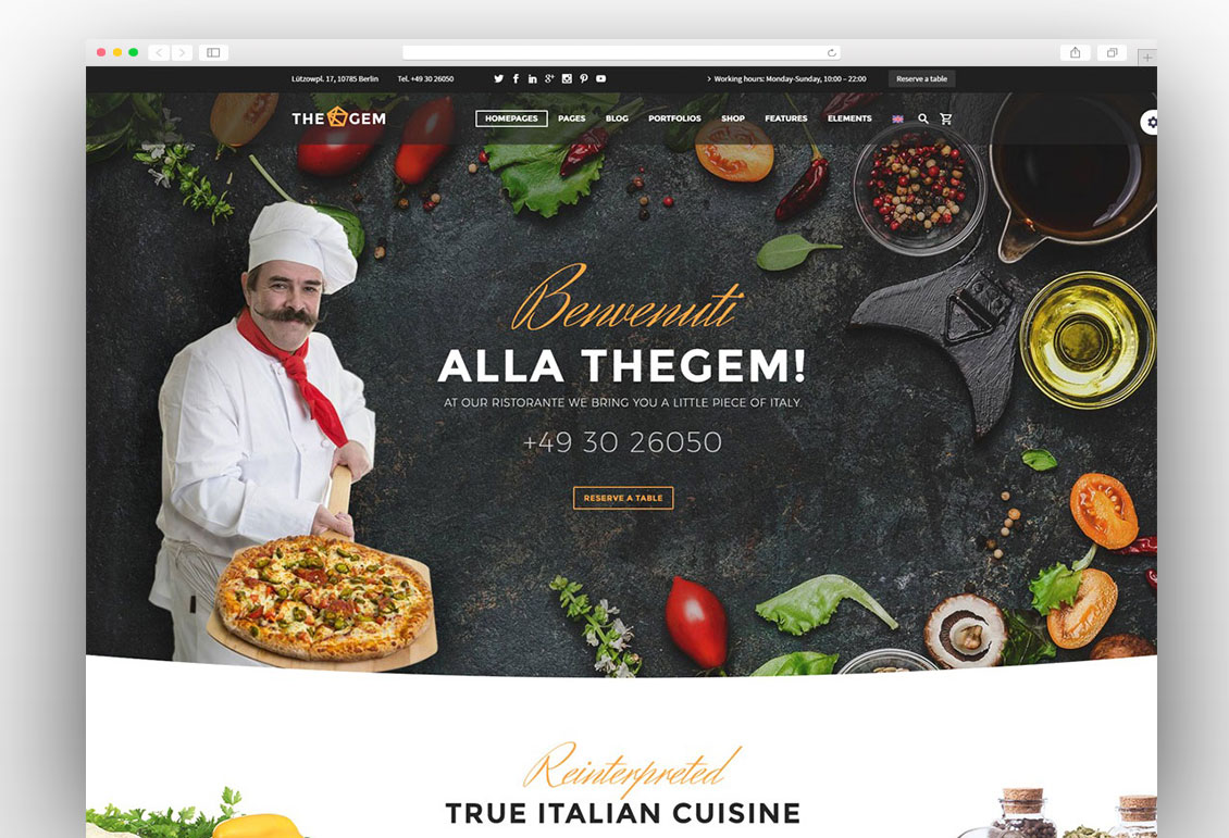 TheGem Creative Multipurpose Theme