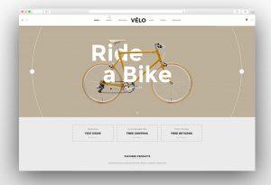 Velo – Bike Store Theme