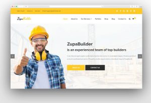 ZupaBuilder - Construction, Architecture, Building Company