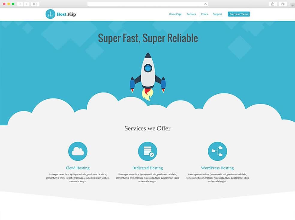 circleflip-hosting-website-theme-for-wp