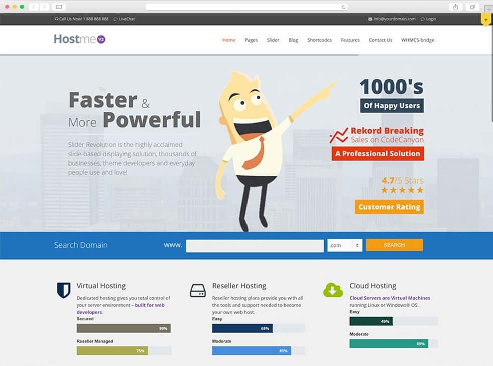 hostme-v2-premium-hosting-theme