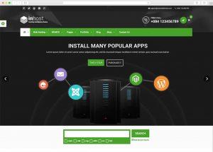 inhost-flat-wordpress-hosting-theme