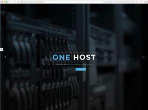 onehost-fullscreen-hosting-business-theme