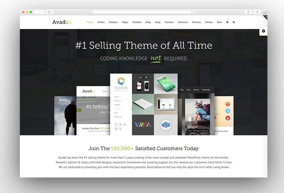 30+ Best Landing Page WordPress Themes 2018