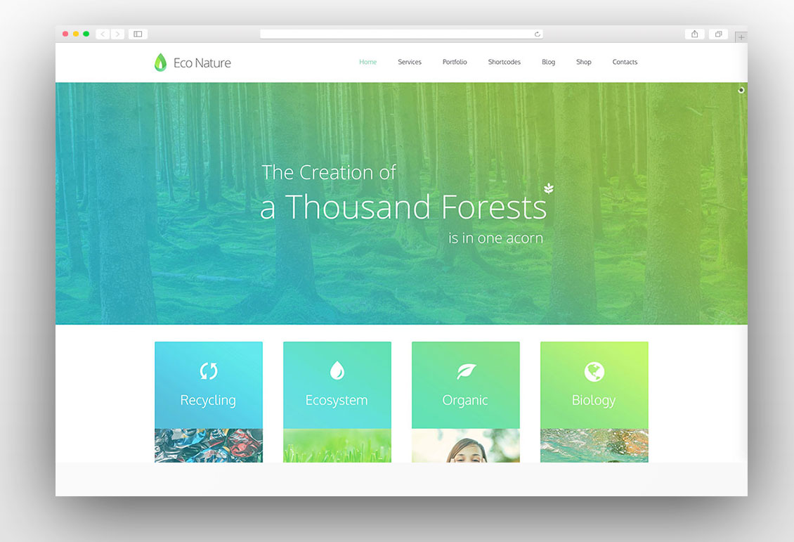 Update How To Create An Ecommerce Website With Wordpress Online Store 2018 New: 20+ Green Eco-Friendly WordPress Themes For 2017