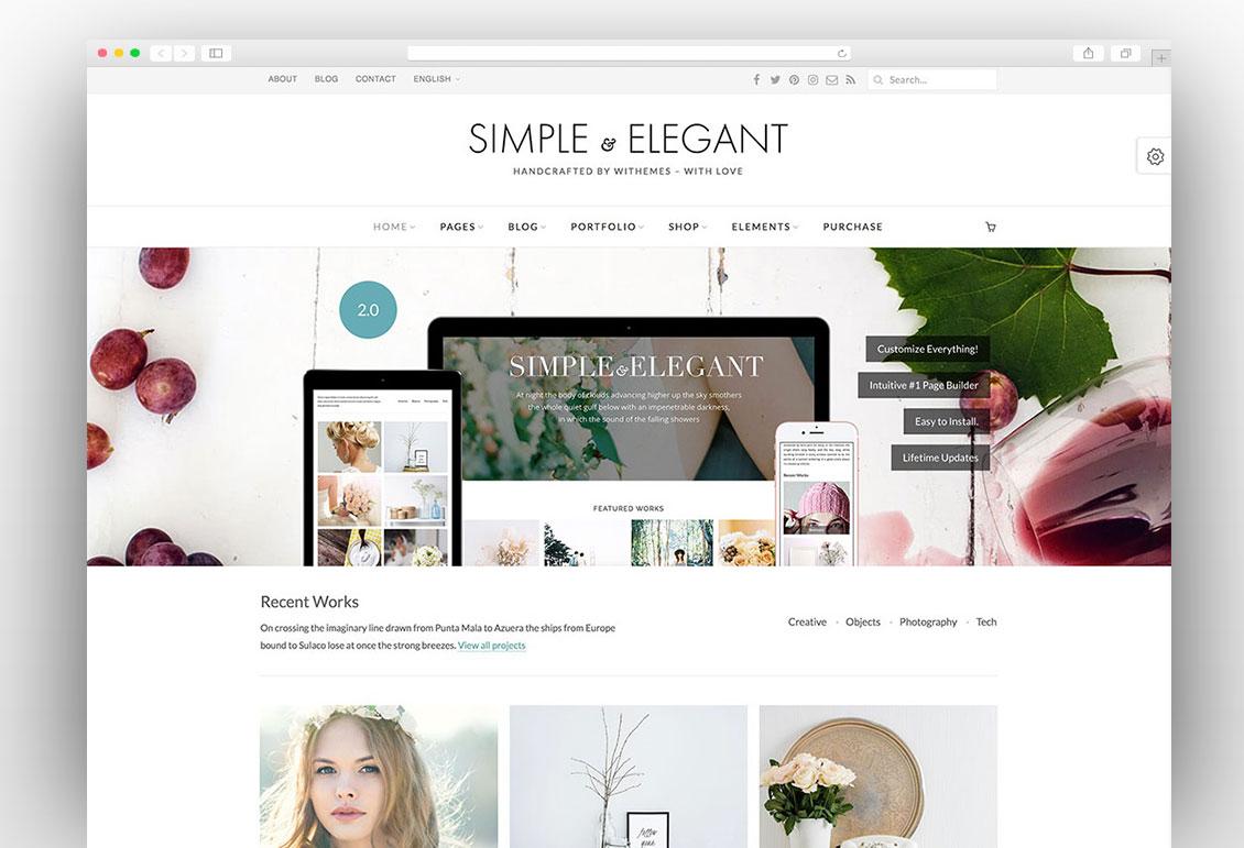 Simple & Elegant