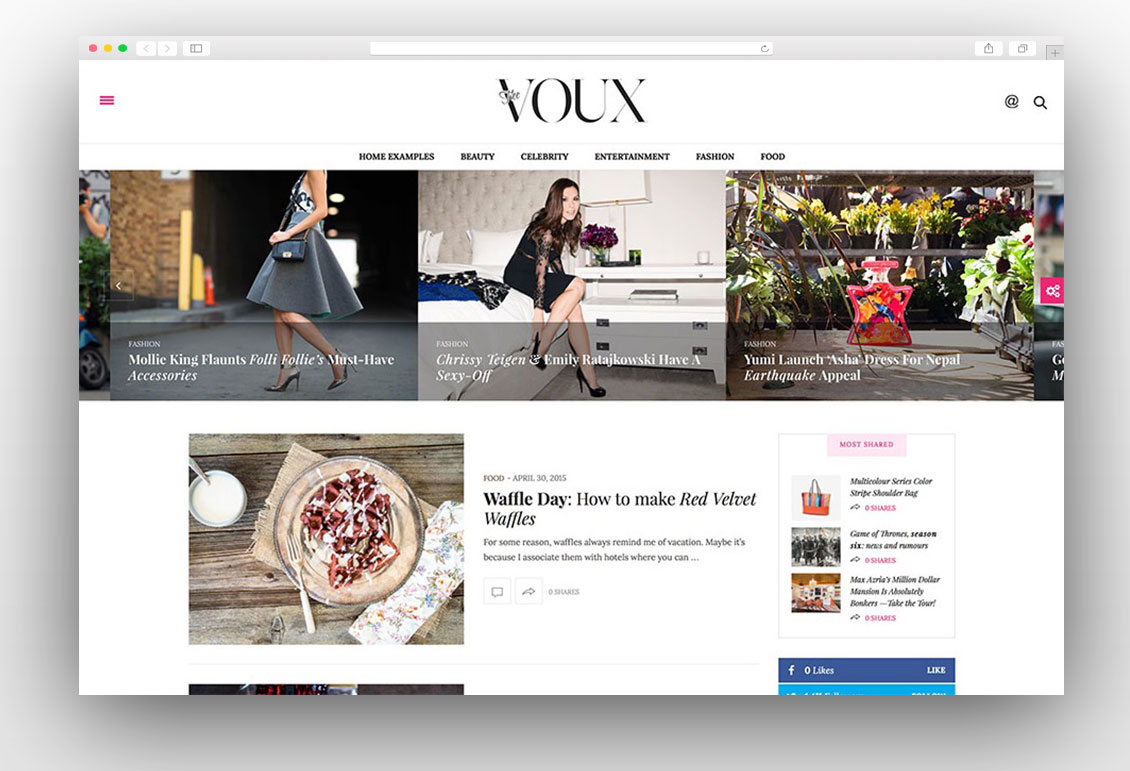 The Voux