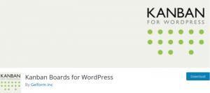Kanban Boards WordPress Plugin