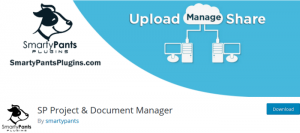 SmartyPants Project and Document Manager
