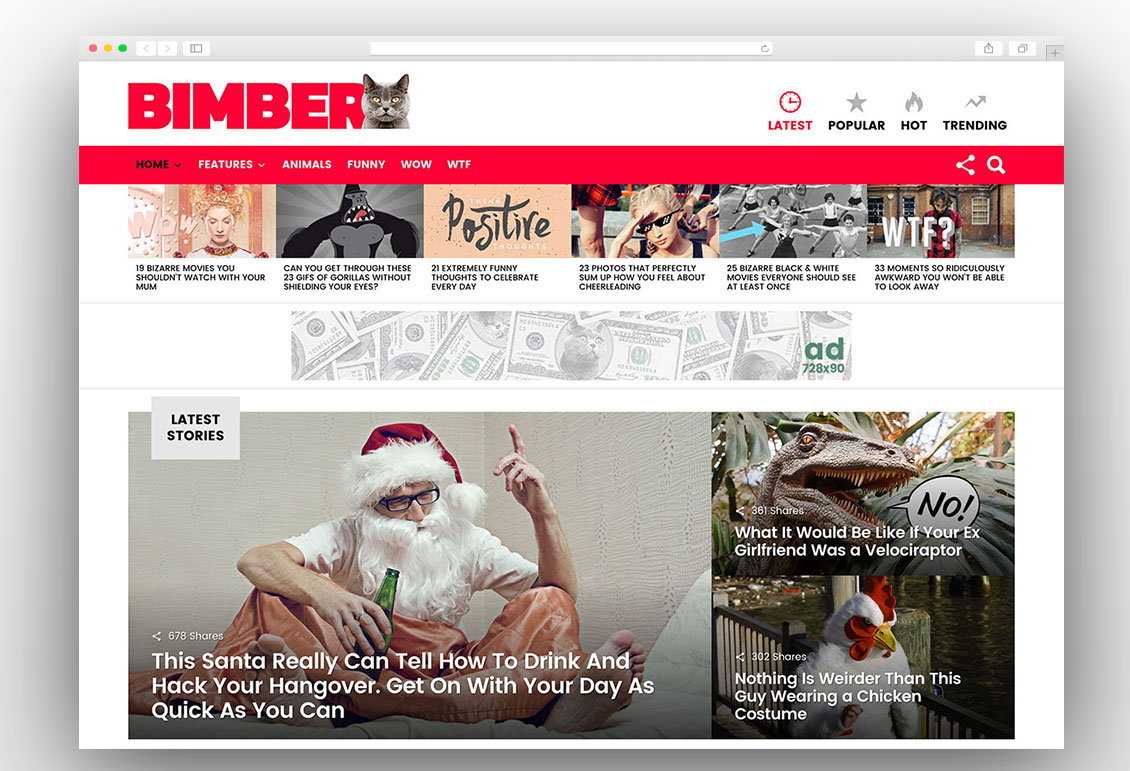 bimber-viral-buzz-wordpress-theme
