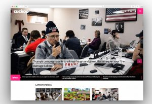 Cuckoo wordpress viral theme