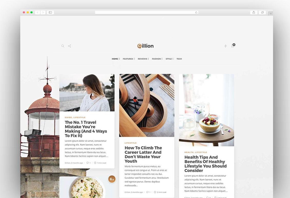 gillion-grid-masonry-wordpress-blog-theme