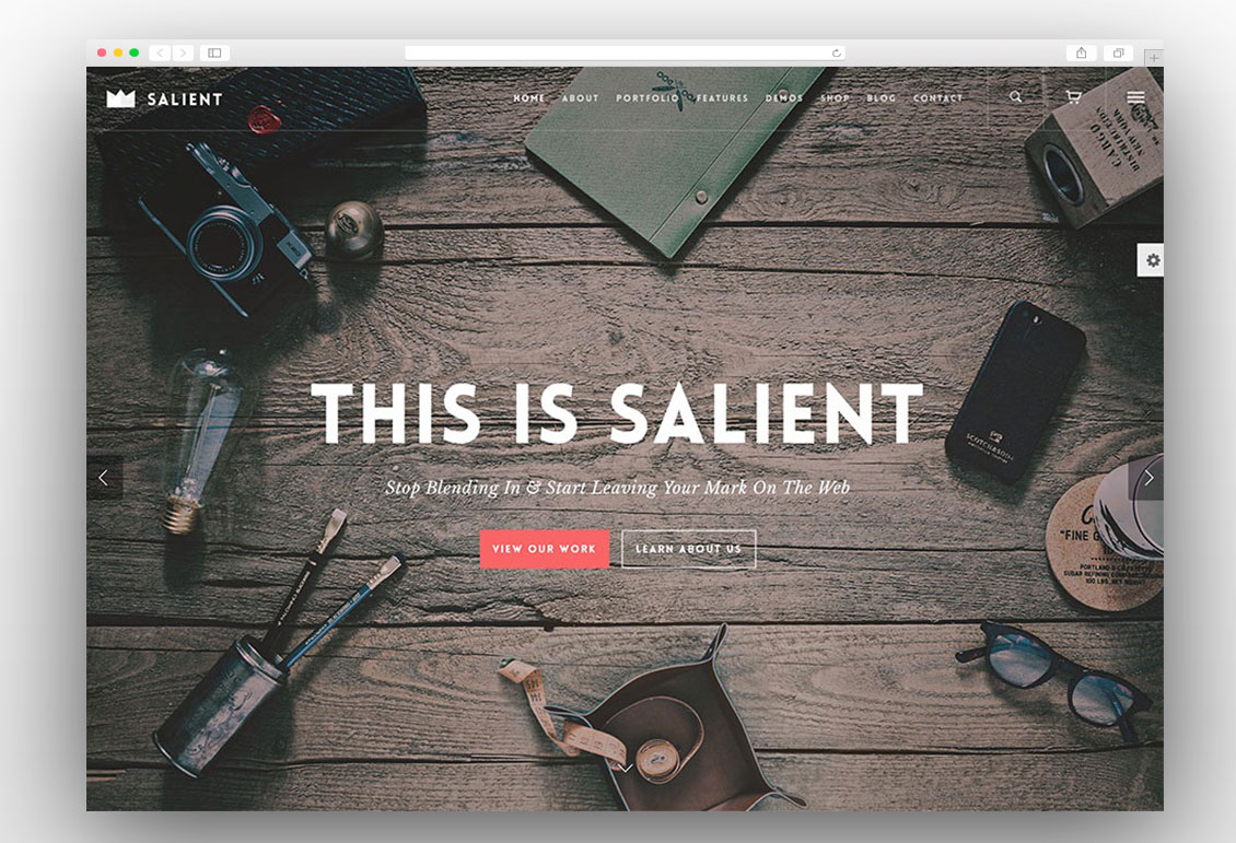 salient-fullscreen-creative-agency-theme
