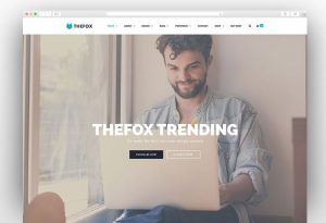 thefox-creative-business-site-template