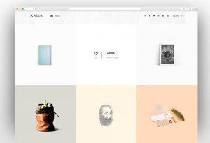ROUA-portfolio-theme