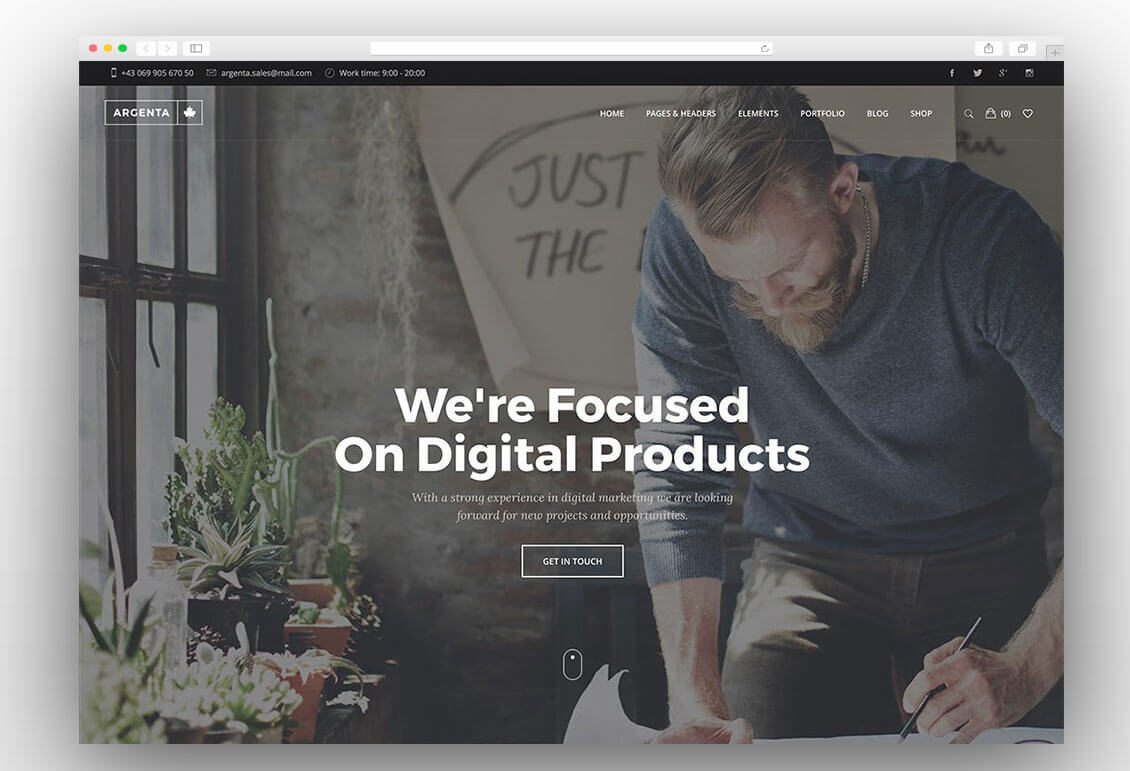 argenta-fullsceen-wordpress-digital-agency-theme