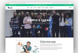 doyle-creative-design-agency-wordpress-theme