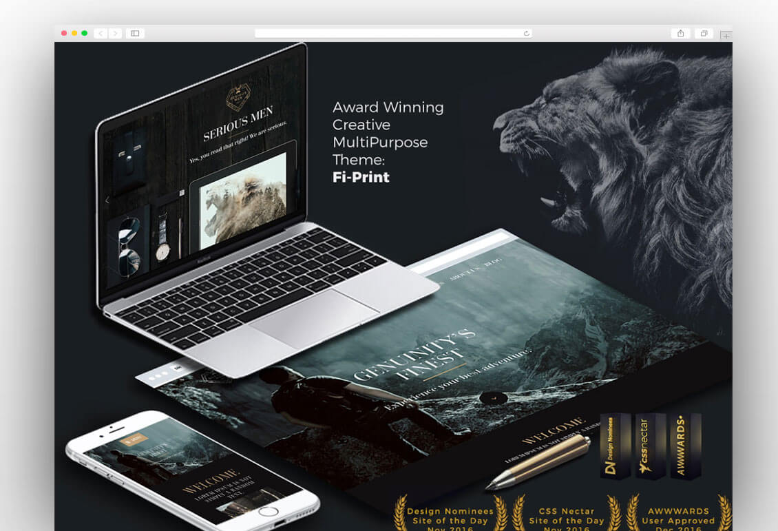 fiprint-creative-wordpress-themes
