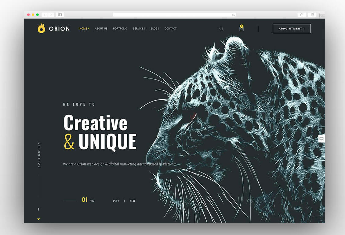 orion-digital-agency-wordpress-website-theme