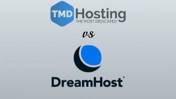 TMD Hosting vs DreamHost