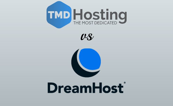 TMD Hosting vs DreamHost