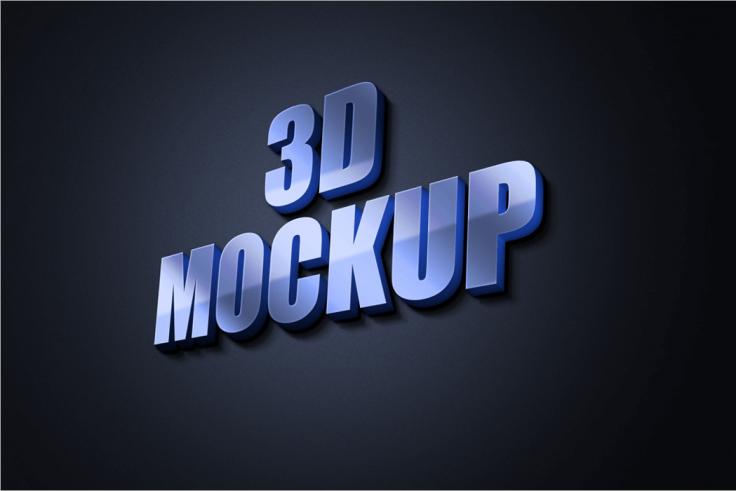 3D-Mockups